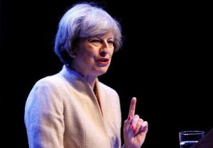 britains-prime-minister-theresa-may-addresses-the-conservative-partys-scottish-conference-in-gla