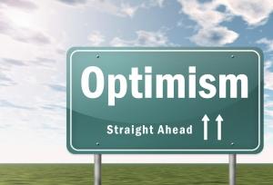 Highway Signpost Optimism
