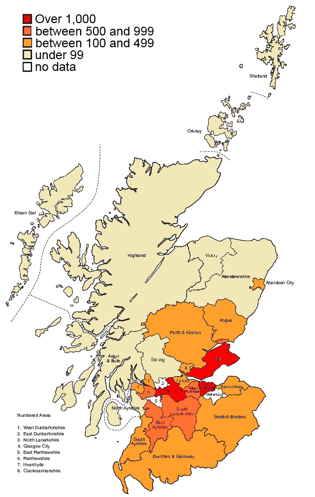 map-of-scotland-tv-licence-evaders