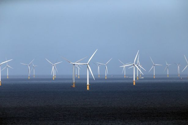 Offshore-wind-project