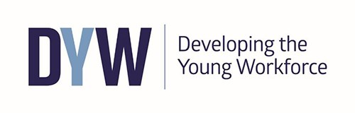 Developing the young workforce logo