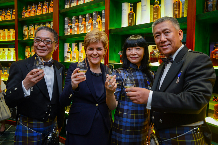 Sturgeon-Scotch