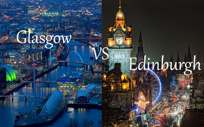 Glasgow-vs-Edinburgh