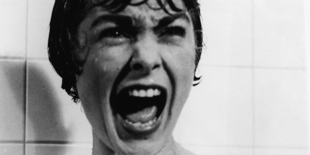 Janet Leigh Screams In Shower From 'Psycho'
