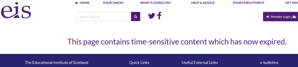 timesensitive
